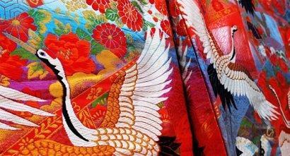 Японский батик