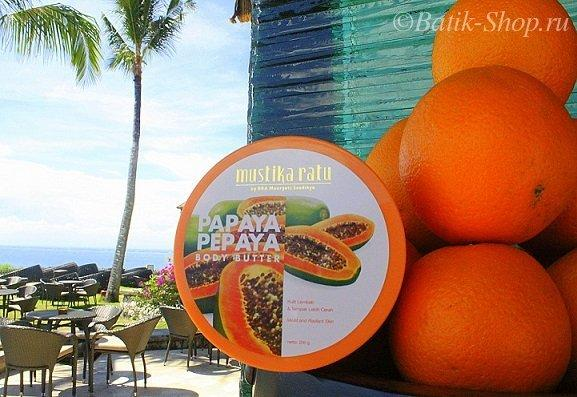 Крем для тела Body Butter Mustika Ratu в ассортименте 200 gr – арт. 2333