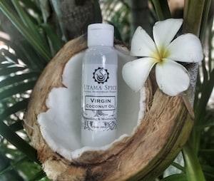 Кокосовое масло 100% Pure Virgin Coconut Oil Utama Spice 100ml – арт. 2332