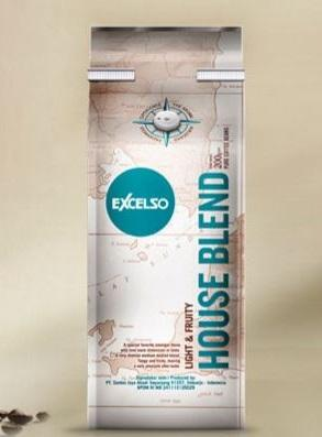 coffee excelso house blend