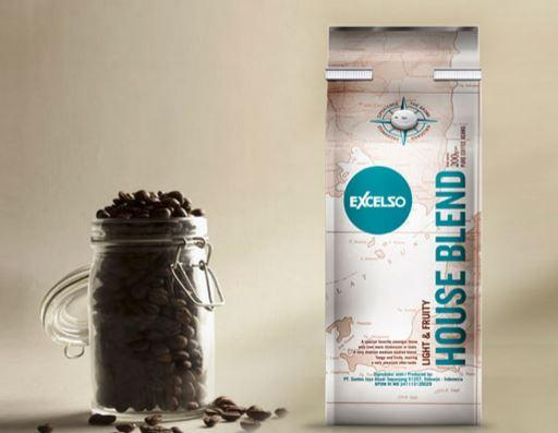 coffee house blend excelso