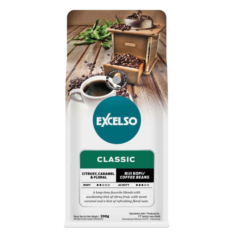 Кофе Classic Excelso  200 gr – 1150 руб. ( арт. 2395)
