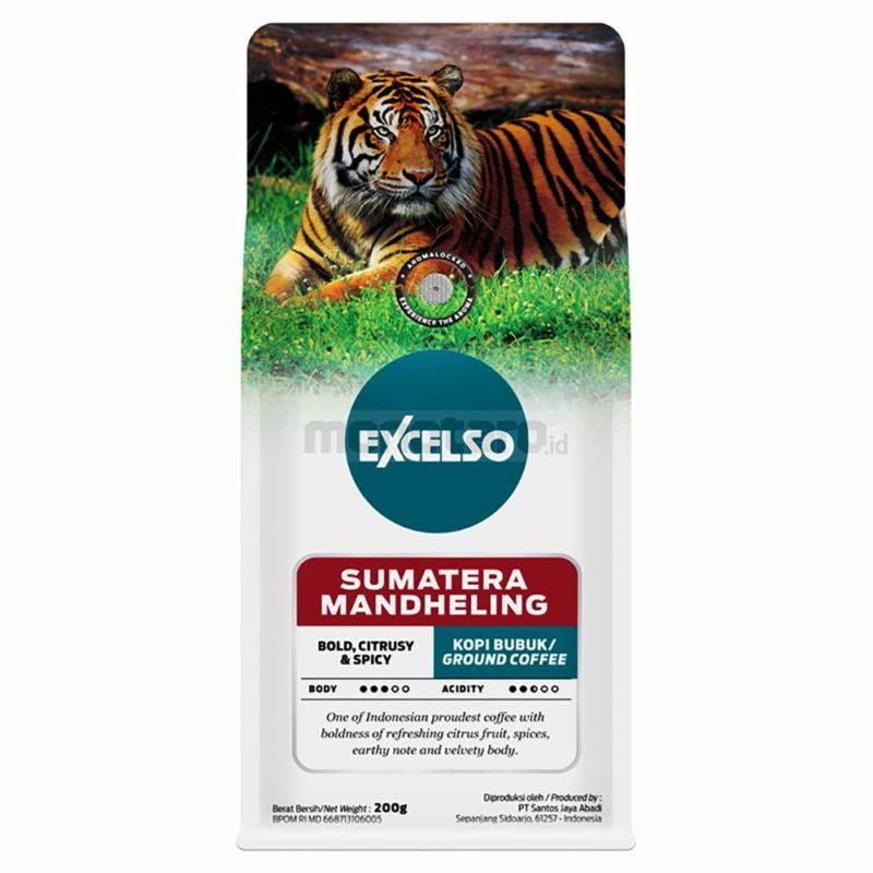excelso coffee sumatra