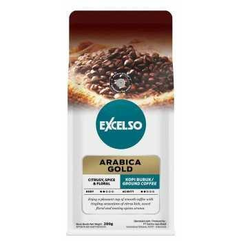 excelso arabica gold coffee