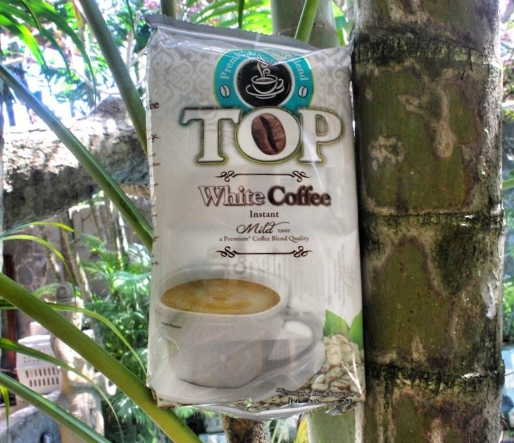 Кофе растворимый 3 в 1 Top White Coffee – 10 пакетиков – арт.2477