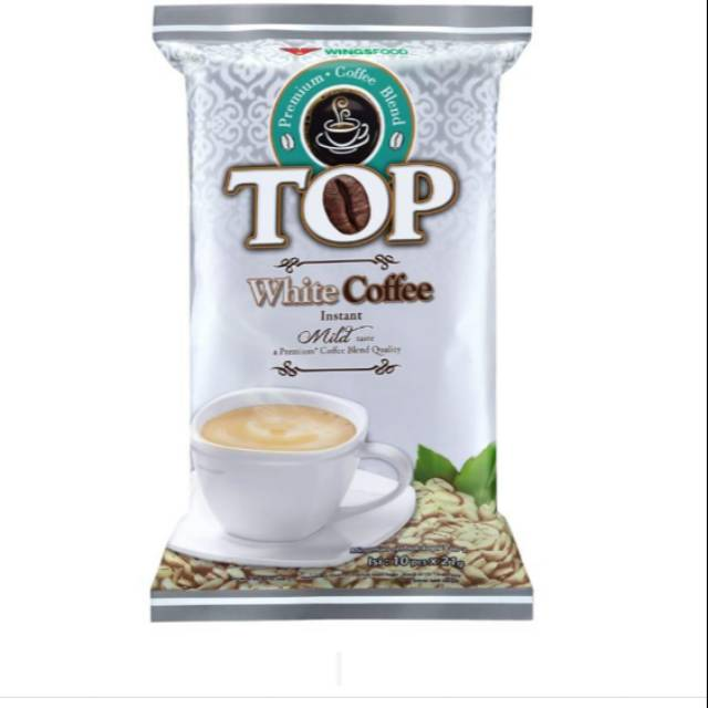 Кофе растворимый 3 в 1 Top White Coffee – 10 саше – арт.2477