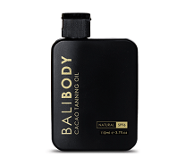 Bali Body Масло для загара Какао SPF15 Cacao tanning oil 110 мл – арт.3052