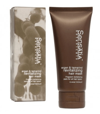 hair mask sensatia