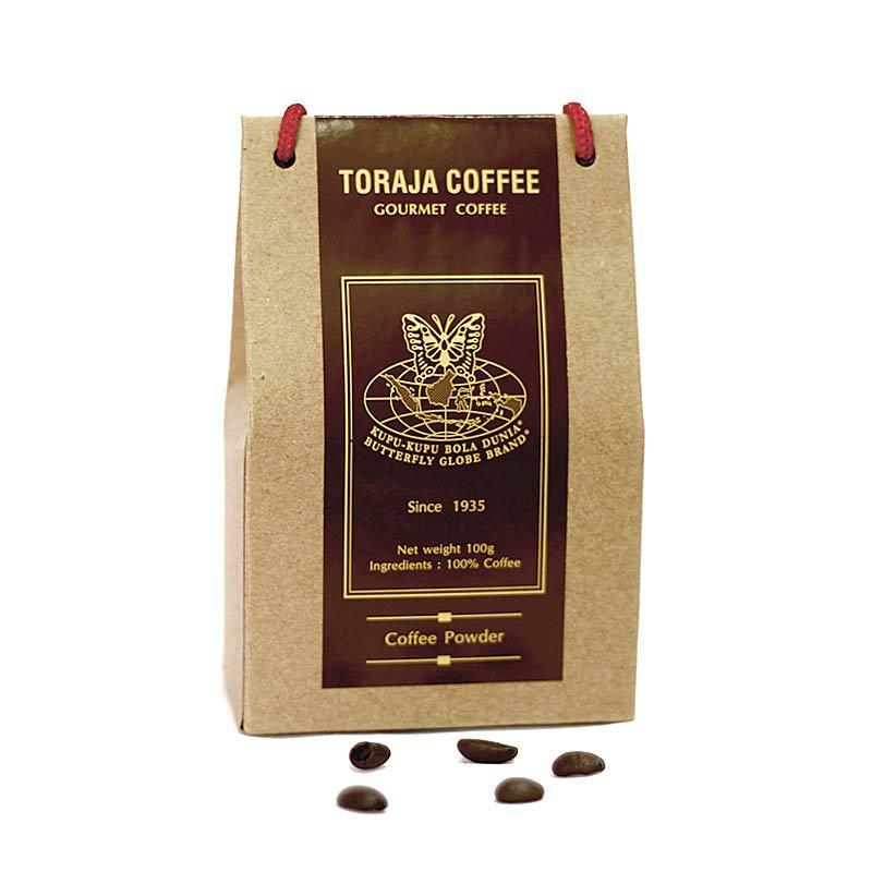 coffee toraja