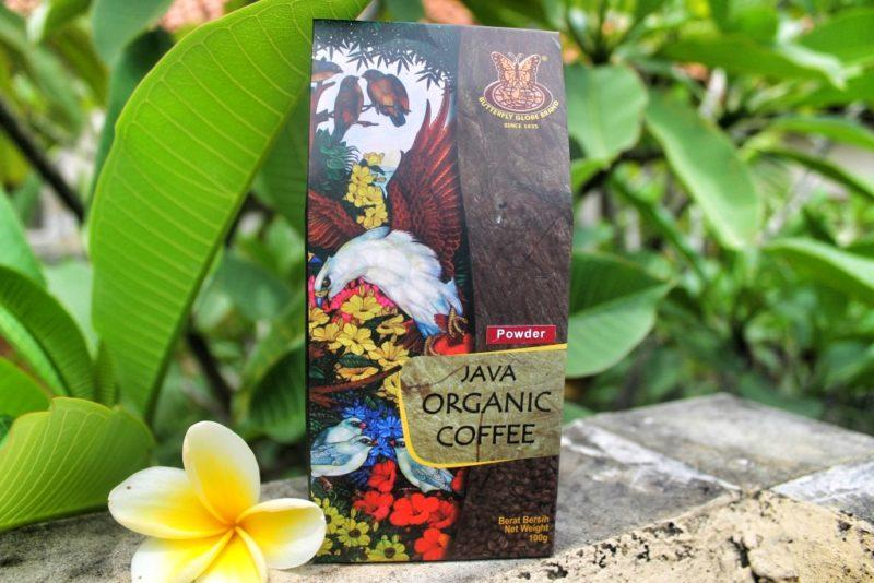 java organic coffee