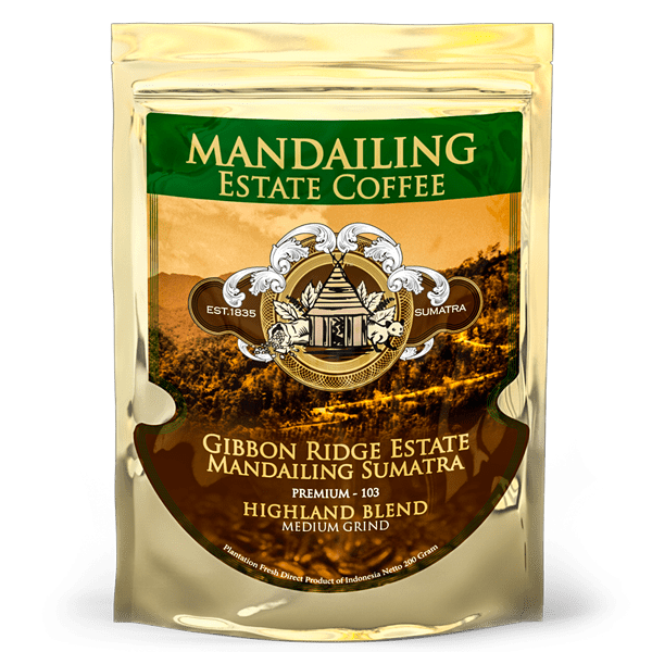 mandailing coffee