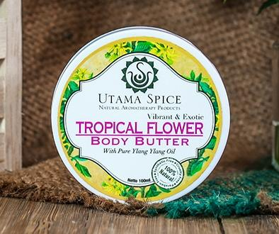 utama spice body butter
