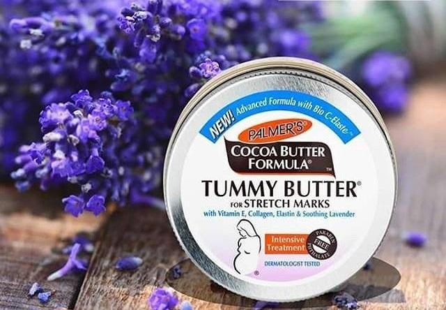 Крем-масло от растяжек Tummy Butter for Stretch Marks Palmers 125gr – 2400 руб. (арт. 2560)