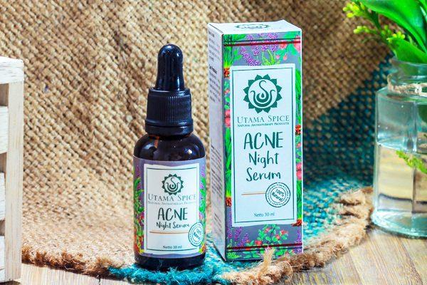 acne serum utama spice