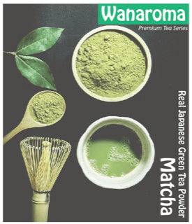 Чай Матча Япония – 100 % Pure Matcha Japan Seeds Food  арт. 2783