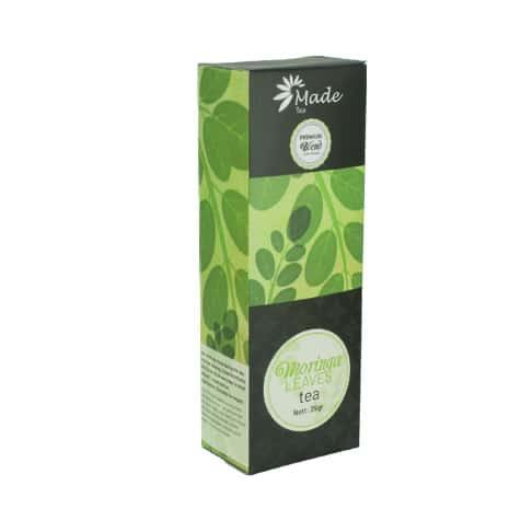 Чай Mоринга листовой Moringa Made Tea 50 gr. арт. 3182