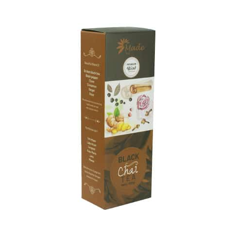 Черный чай Made Tea Black Chai 100 gr. арт. 3187