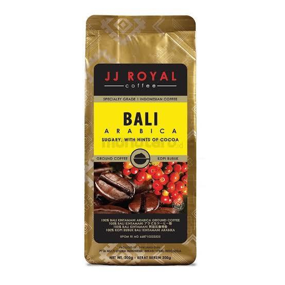 Кофе Бали Арабика  Coffee JJ Royal Bali Kintamani Arabica арт. 4091