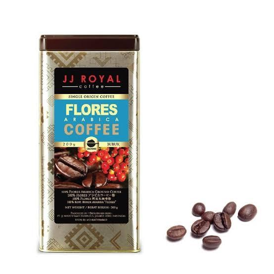 jj royal Flores coffee