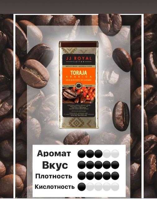jj royal toraja coffee