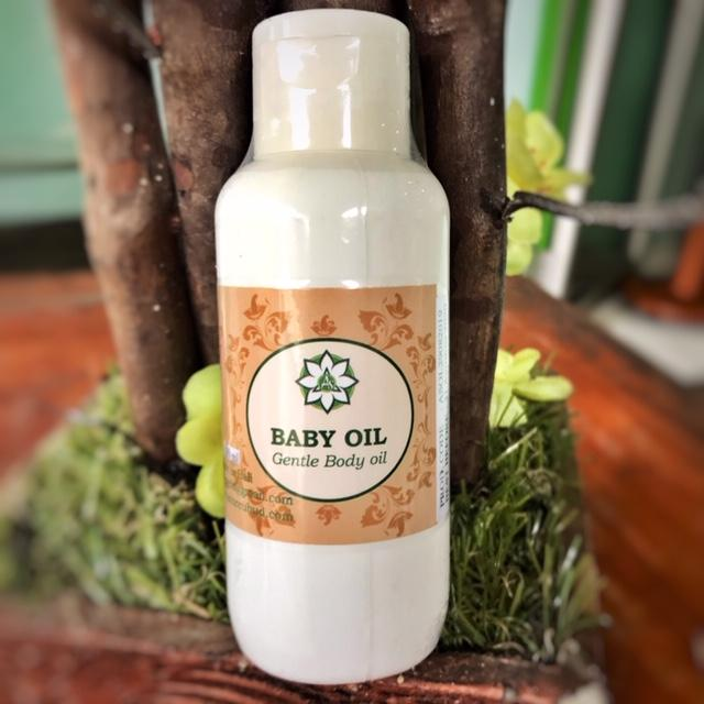 baby oil Angelo store