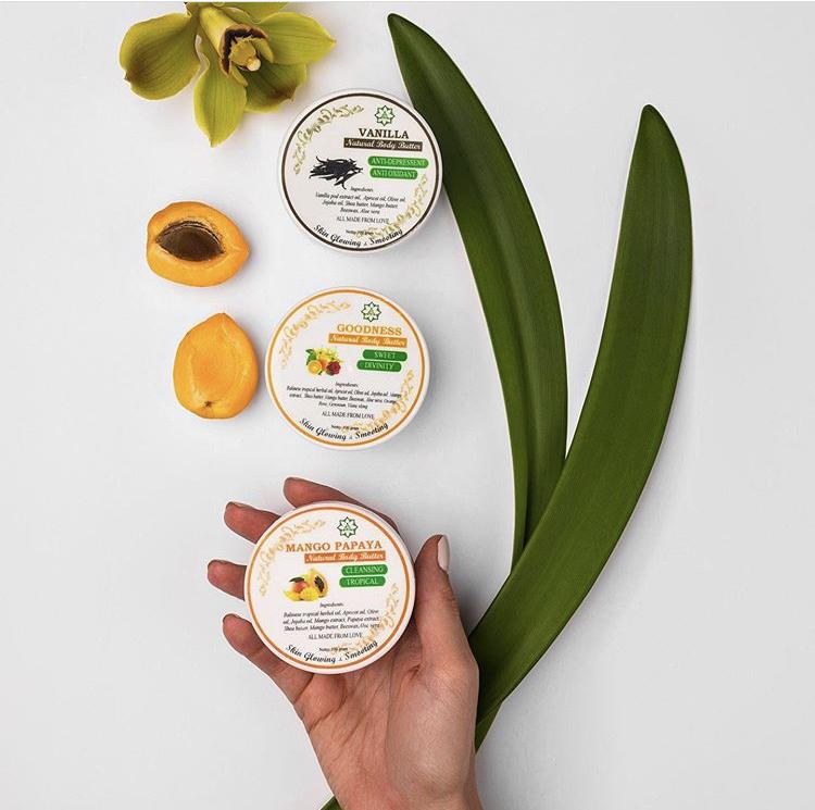 Крем для тела Body Butter Angelo Store  100 gr. арт. 4091