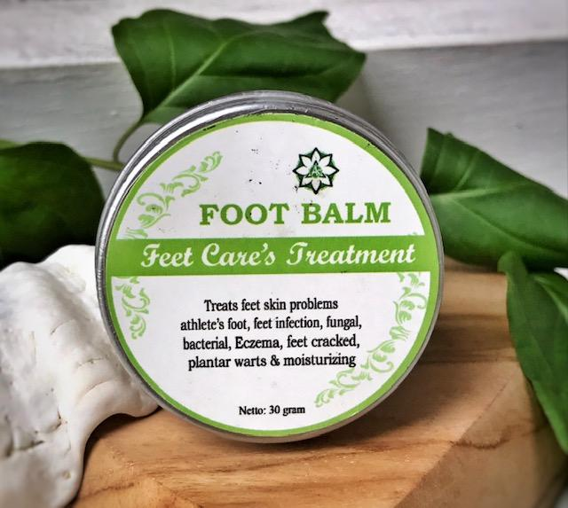 Бальзам для пяток Foot Balm Angelo Store 30 gr. арт. 4087