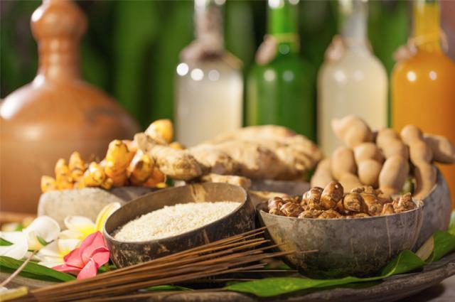 Традиционные методы лечения Бали