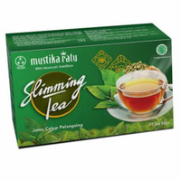 Чай для похудения Mustika Ratu Slimming Tea 15 саше арт. 4272