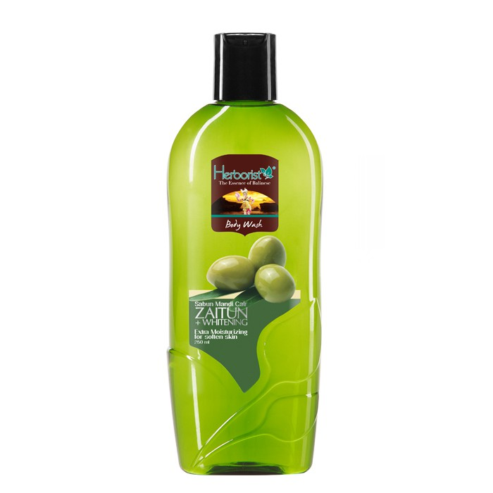 Гель для душа Оливки Olive Body Wash Herborist 250 ml. арт. 4083